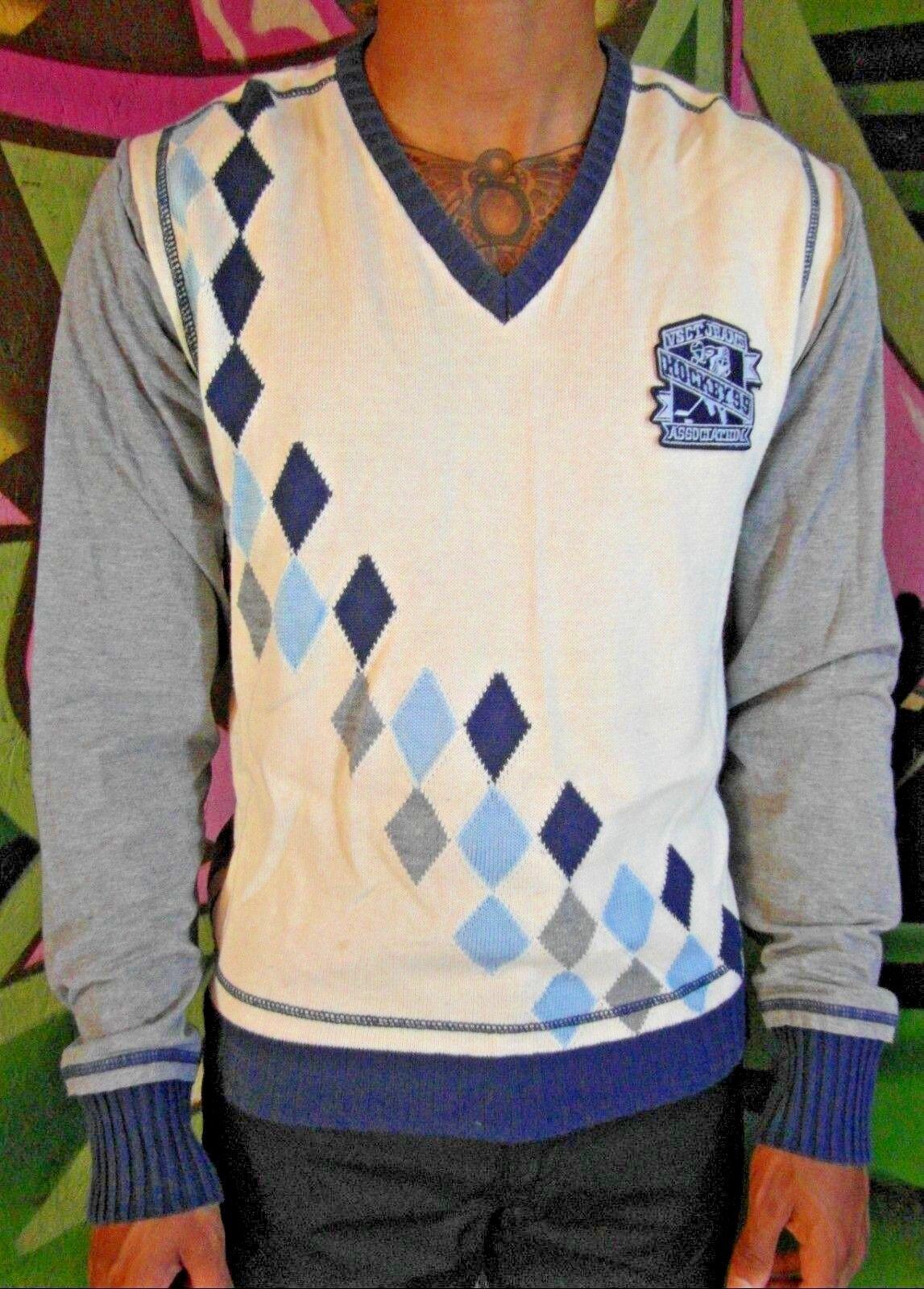 Amazing VSCT Clubwear Maglione Maglione Maglione Lavorato a Maglia Grande Stile Di Marca a Maniche Lunghe Top 0fdc73