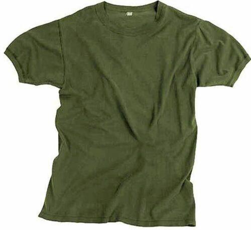 Original Bundeswehr  Feldhemd  Unterhemd T-Shirt  BW Oliv