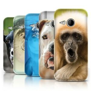 STUFF4-Back-Case-Cover-Skin-for-HTC-One-1-Mini-2-Funny-Animal-Meme
