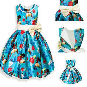 Moana-Princess-Queen-ocean-Cosplay-Costume-Party-Fancy-Dress-Size-90-130