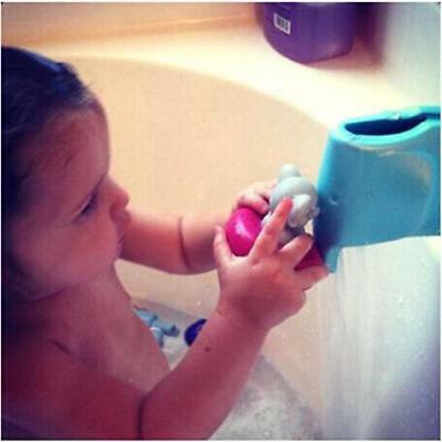 2 Color Faucet Protection Cover Baby Kids Safe Protector Guards for Bath Tap IT