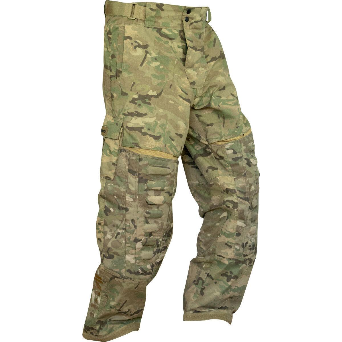 NUOVO Valken Paintbtutti VTAC VTAC ZULU Pro Combat Pantaloni Da GiocoVCAMPiccolo S