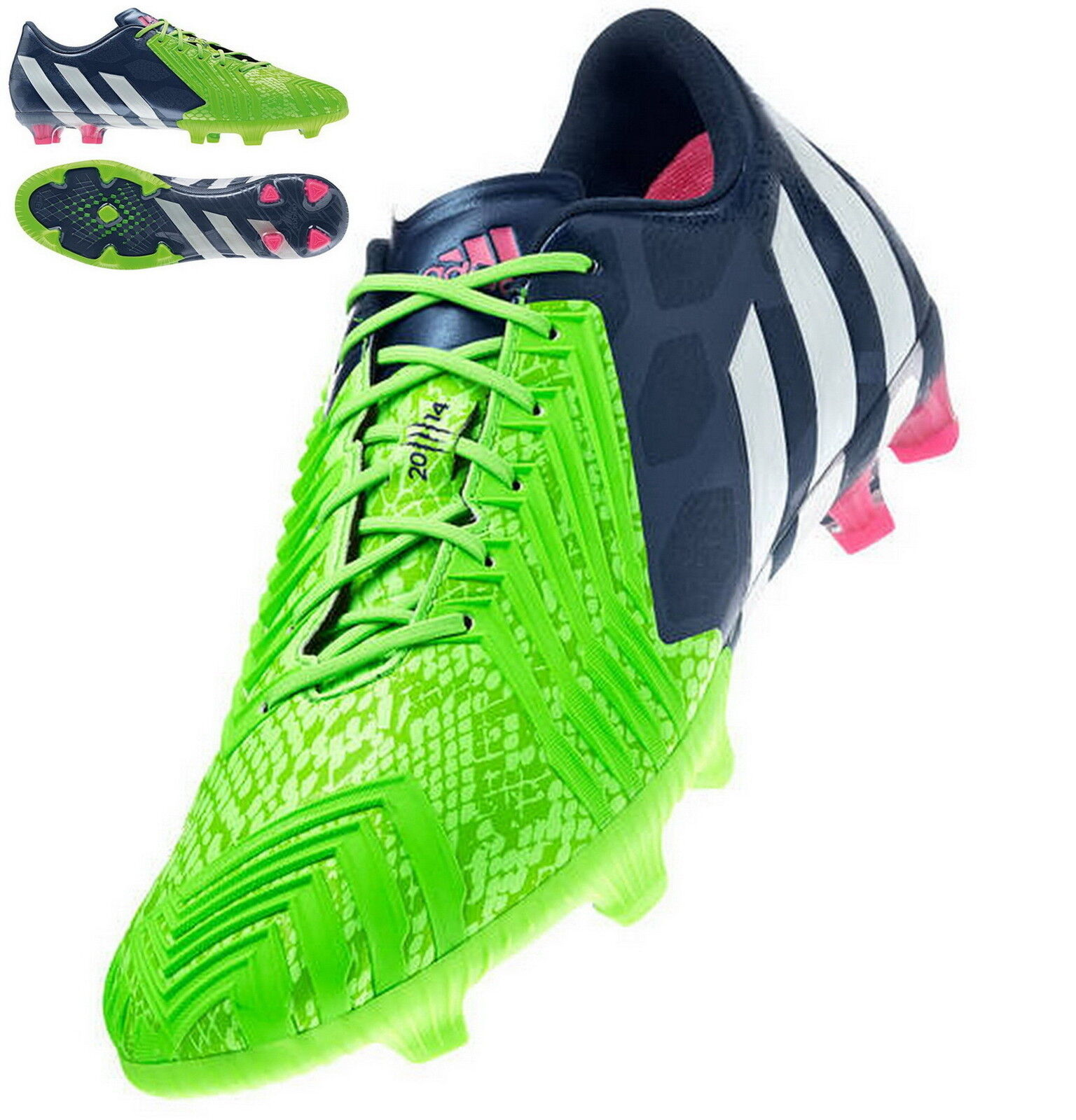 Adidas Protator Instinct Instinct Instinct FG Fußballschuhe Nocken M17644 c9d6e1