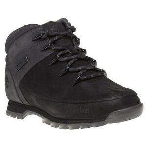 New Boots Timberland Nubuck Sprint Lace Euro Nero Up Mens nrYwTqrP