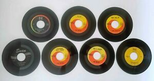 The Beatles 45 Vinyl Record Lot Captiol VJ (Vee Jay) Tollie Swan Twist & Shout