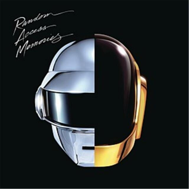 Daft Punk Random Access Memories CD NEW
