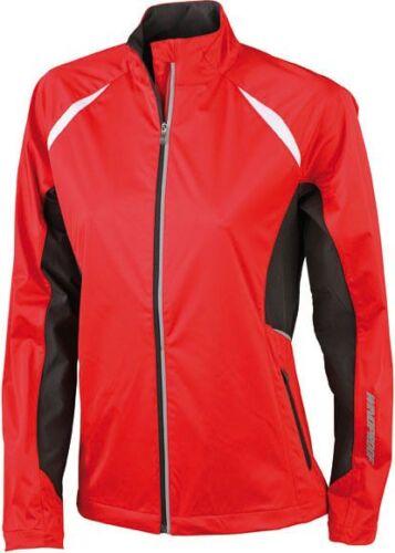 James /& Nicholson Damen Running Jacket Fitness Laufjacke Sport Jogging S XXL