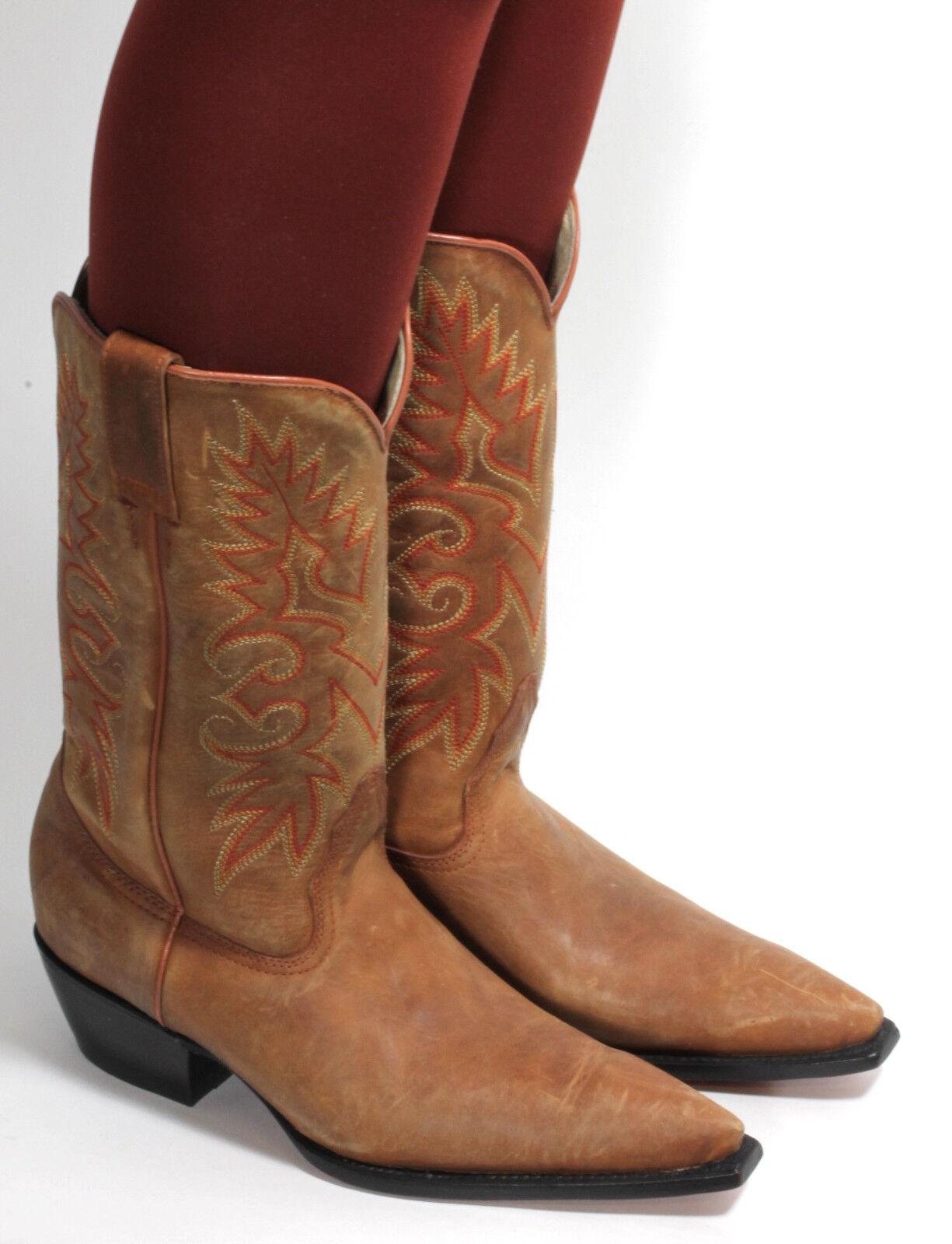 Westernstiefel Cowboystiefel Catalan Style Line Dance Texas Stiefel JE-VER 41