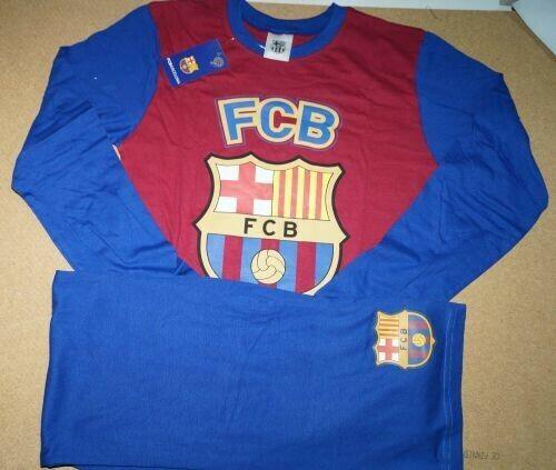 Boys barcelona Pyjamas new licensed original item 13 years .