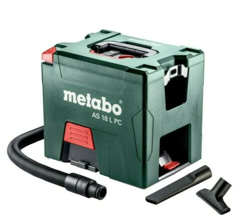 Metabo Akku-Sauger AS 18 L PC 602021850