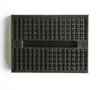 1Pcs 170 Tie-points Black Solderless Prototype Breadboard for Arduino Best Cheap