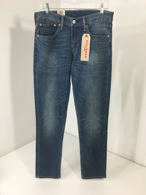 664c8aebce3 Levi's 511 Size 31 X 32 Slim Fit Men's Jeans 100 Cotton Throttle ...