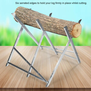 Superb Details About Saw Horse Log Holder Wood Clamps Jaws For Work Bench Workmate Chainsaw Cutting Beatyapartments Chair Design Images Beatyapartmentscom