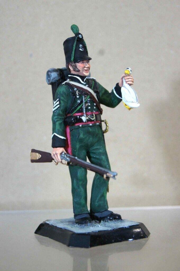 barato y de moda Real Modelo Limitado Británico Splata 95 Rifles Waterloo 1815 Estudio Estudio Estudio Pintado  bajo precio