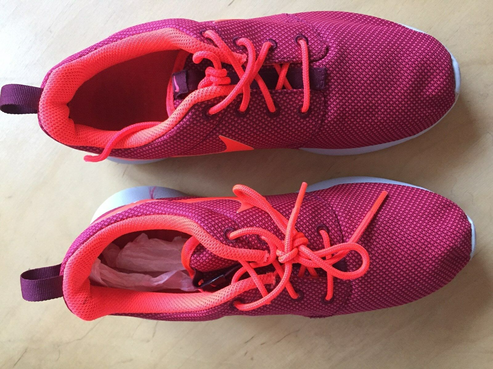 Nike Turnschuhe 38 Sneaker Roshe Run Gr. 38 Turnschuhe (UK 4,5) 3808af