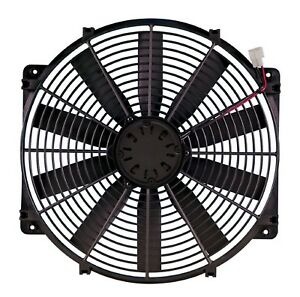 Flex-A-Lite-118-LoBoy-16-034-Electric-Puller-Fan-for-Comet-Falcon-Torino-Mustang