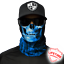 SA-COMPANY-FACE-SHIELD-240-Styles-Schal-Maske-Bandana-Tube-Halstuch-BLITZVERSAND Indexbild 29