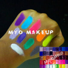 Myo 20 Piece Eye Shadow Sampler Set Pigment Mica Set # 1 (In Baggies No Jars)