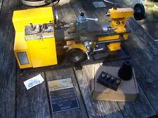 Enco 7x10 Variable Speed Mini Lathe Benchtop Machine