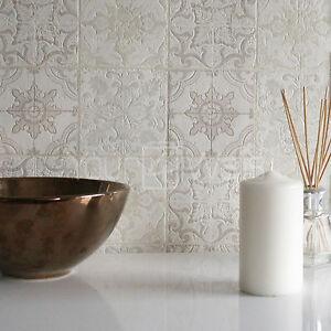 Image Is Loading 039 Moroccan Tile Geometric Effect Wallpaper