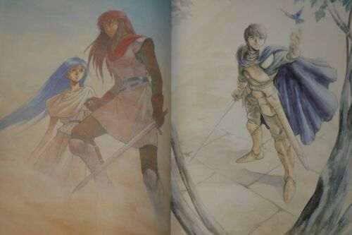 Record of Lodoss War The Grey Witch Deluxe Edition JAPAN novel