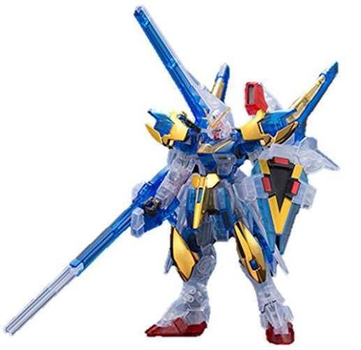 """""""gen65533;, 65533; Event begränsad 65533;65533; HGUC 1  144 V 2 Assault busster Gundam Clear Färg Plating Ver"""