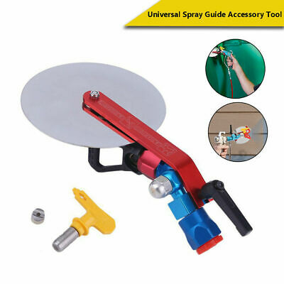 Universal Airless Paint Spray Gun Guide Accessory Tool for Titan Wagner Graco FR