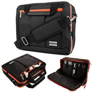 Image Is Loading Black Laptop Messenger Bag Backpack For Dell Inspiron