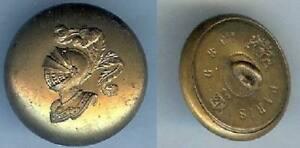à Condition De Bouton Livrée - Au Heaume De Chevalier D=26mm 1/2 Bombé G & Cie Paris Vers 1870