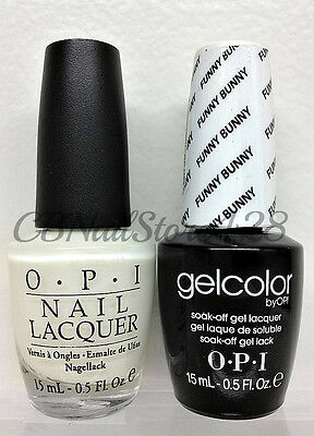 Gelcolor & Nail Lacquer Duo opi - Pick your color