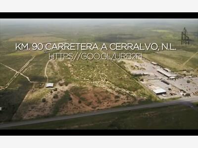 Finca/Rancho en Venta en Ciudad Cerralvo