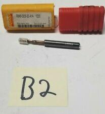 2 Pcs SANDVIK Carbide Coolant Fed Drills 5mm R840-0500-30-A1A 1220
