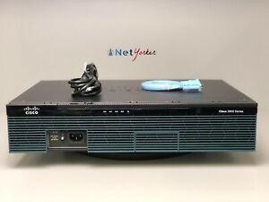 Cisco-CISCO2911-V-K9-2911-Voice-Bundle-Router-1-YEAR-WARRANTY-FASTSHIPPING