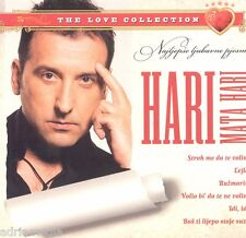 HARI MATA HARI CD Najljepse ljubavne pjesme Love Hit Lejla Eurosong Eurovision