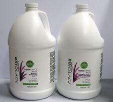 Biolage HydraSource Shampoo Detangling Solution Gallon Set Matrix Hydrating