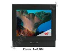 """Focus 8-4C  - 8"""" Broadcast TFT Monitor mit SDI"""