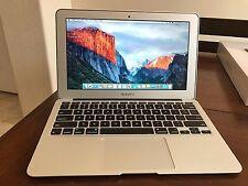 Mint Early 2015 Apple MacBook Air 11 i5 1.6Ghz 4GB 128GB w/ Warranty