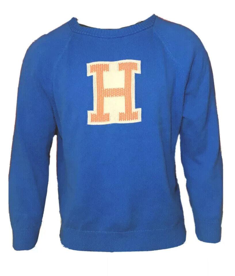 Men's Vintage Tommy Hilfiger Varsity Letter H Var… - image 1
