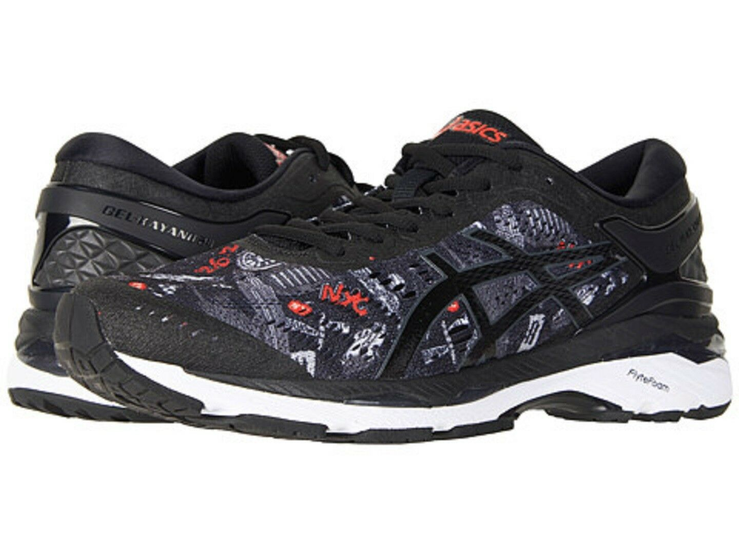 ASICS T7J9N.9099 GEL KAYANO 24 NYC Wmn's Price reduction Twenty/Six/Two Mesh Running Shoes best-selling model of the brand