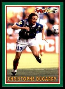 Panini supercalcio 1996-1997 Christophe Dugarry no 197
