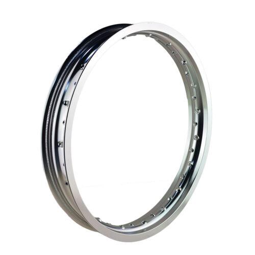 Rear Wheel Rim Silver 2.15*18/'/' 36 Holes For Yamaha Kawasaki Honda Suzuki KTM