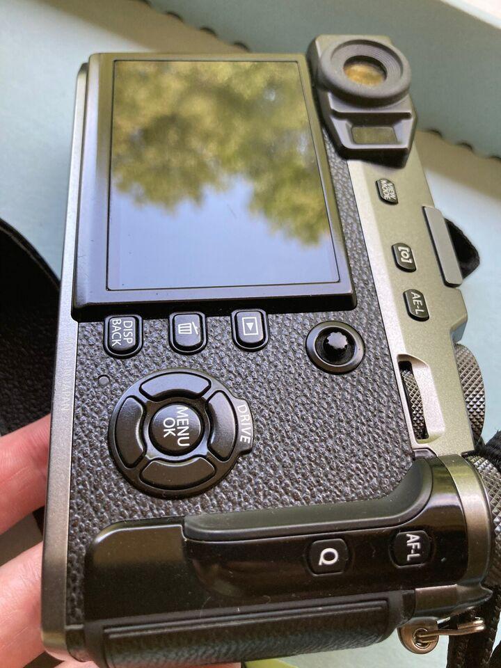 Fuji, X-pro2, 24 megapixels
