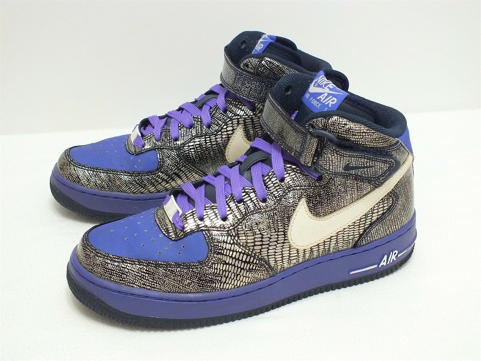 timeless design 74404 44dfa ... Nike air force ltd 1 2007 ltd force ed a metà del basket femminile le  scarpe ...