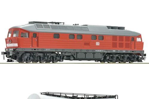 Roco H0  51288 Diesellok Diesellokomotive BR 232 Digital Neu