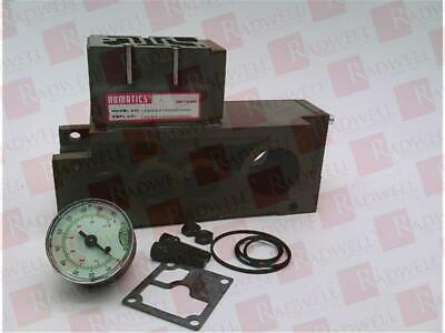 ASCO NUMATICS 152RS415O000000 MK15 SNGL REG S//B PRTS