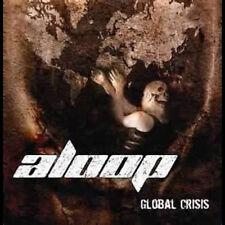ALOOP-GLOBAL CRISIS-CD-invocator-hatesphere-thrash-rare
