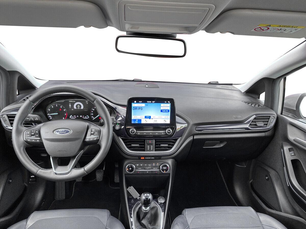 Ford Fiesta 1,0 EcoBoost Vignale - billede 7