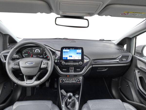 Ford Fiesta 1,0 EcoBoost Vignale billede 7