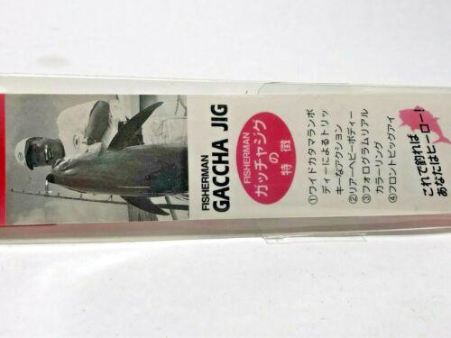 55746 FISHERMAN GACCHA JIG 65g Metal Jig #03 Combine shipping free