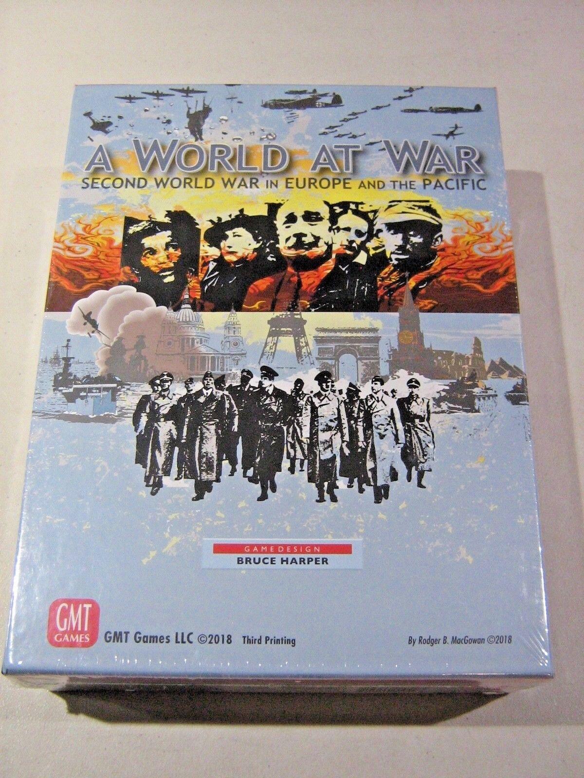 A World at War (Third Printing) (New)